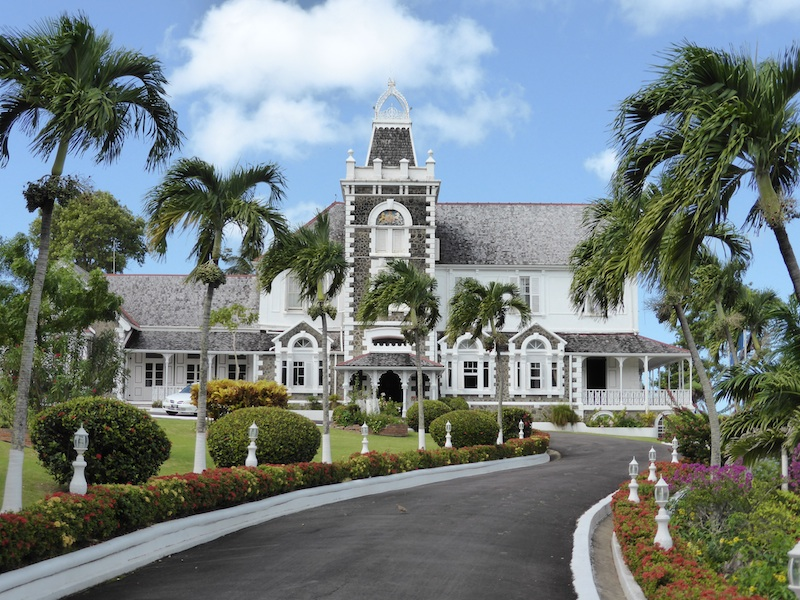 Government House Castries St Lucia